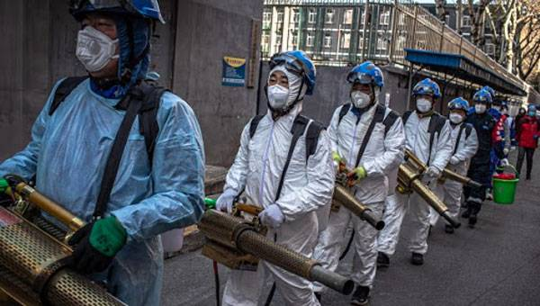 Political Scientist: Pandemic is Real World War