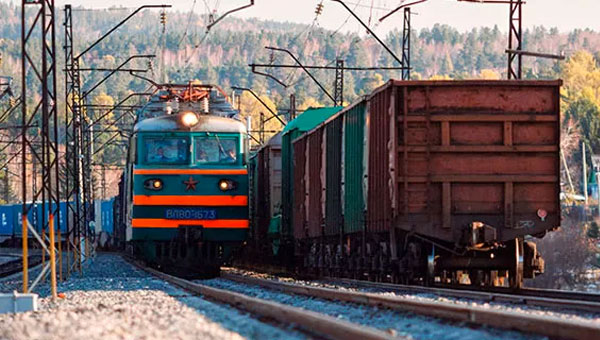Russian Railway Coaches Sold for Scrap