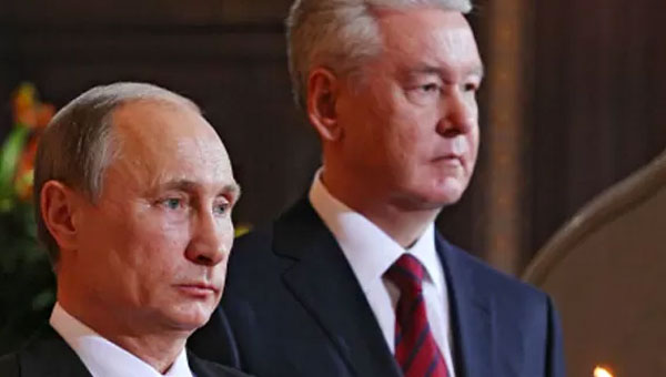 """Sobyanin is Gunning for Successor to Putin:"" Political Expert tells About Power Struggle in Kremlin"