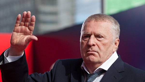 Zhirinovsky Might Leave Big Politics, say Experts
